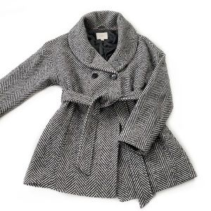 Loft • Herringbone Tie Waist Coat